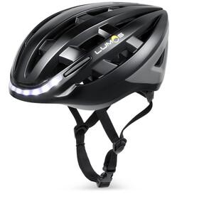 Lumos Kickstart Lite Helm Charcoal Black
